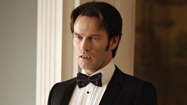 Bill Compton, because real vampires don't sparkle.