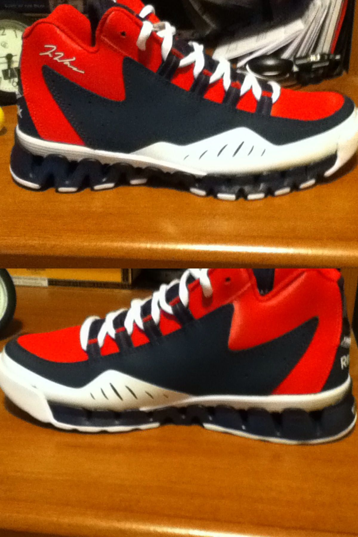 49252341d77b Reebok ZigTech John Wall Just got from Hibbett Sports Today
