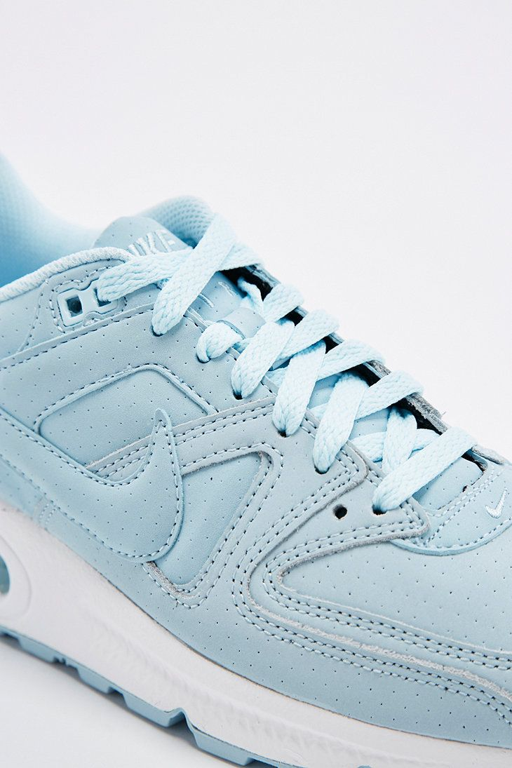 new concept 8d575 40ac7 Nike Air Max Command Premium Trainers in Ice Blue - Urban Outfitters