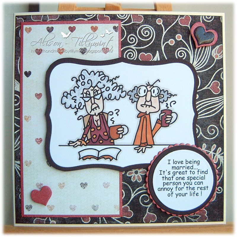 Homemade Anniversary Ideas For Husband: Handmade Anniversary Card For Husband