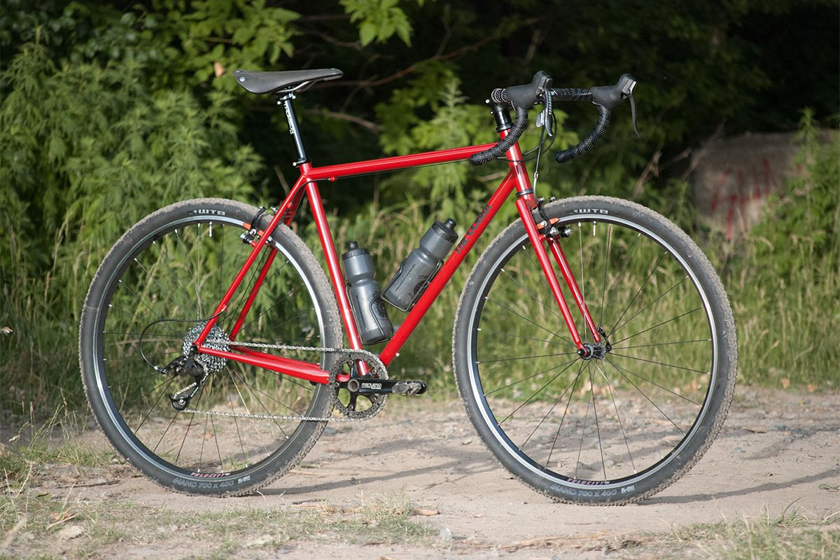 Syracuse, Flarin\' Up: Cobra Frames Fat Tyre Road | One bike ...
