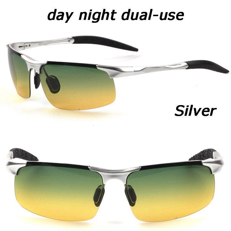 d1a1060518c Premium Men s Polarized Driving Glasses Night Vision anti-glare Sunglasses   MOTELAN  Sport