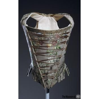 Stays French C 1750 The Museum At Fit Online Collections