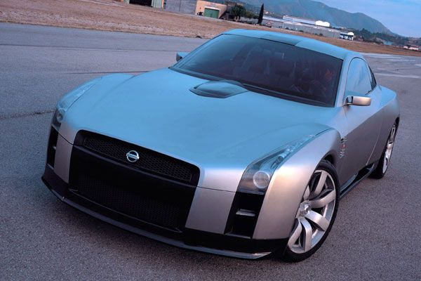 20 Great Concept Cars That Became Reality Dream Machine Nissan Gt