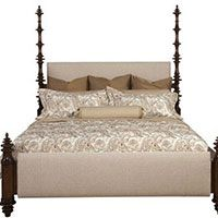 Item Number 6208-E with Finial | Bed design, King poster ...