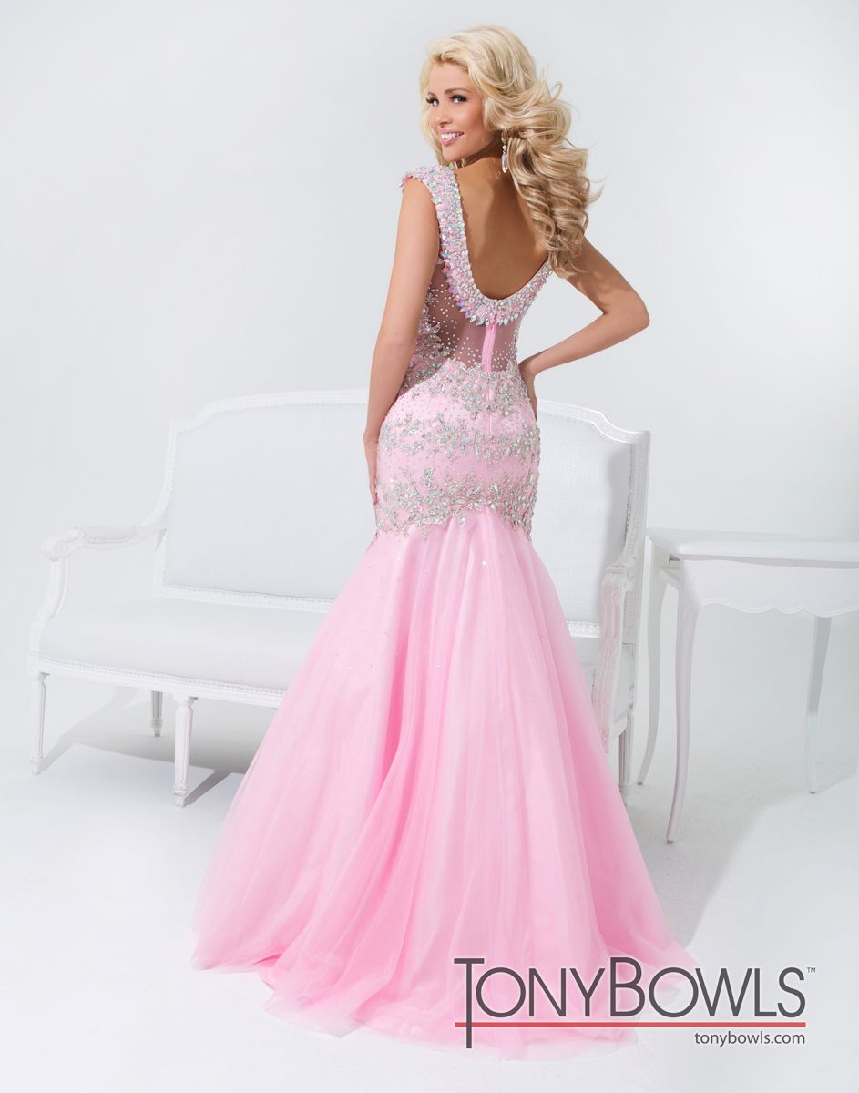 Tony Bowls Cocktail Dresses Pink