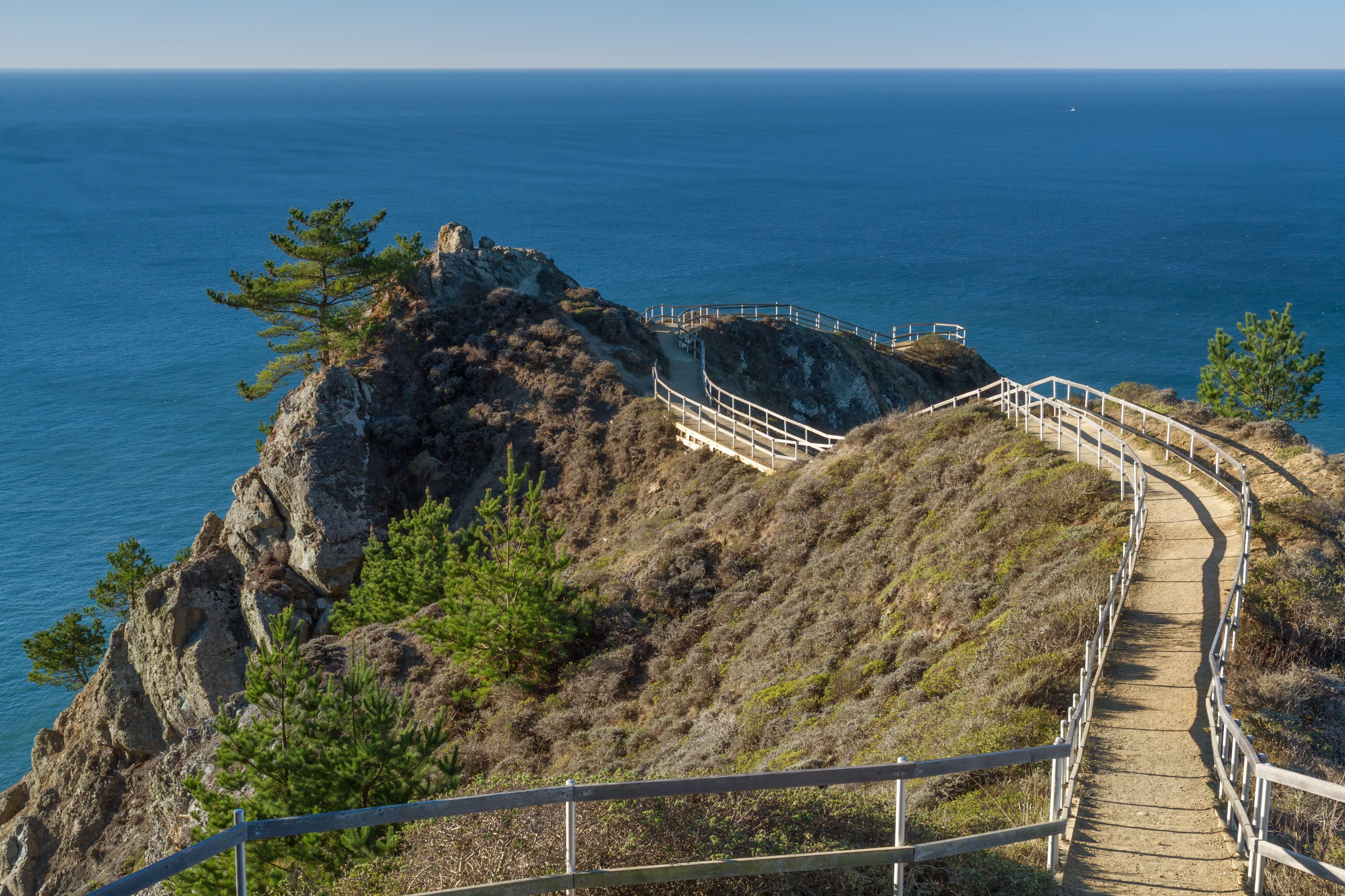 San Francisco Muir Beach Overlook