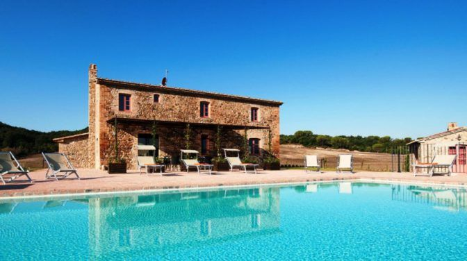 Ville in Toscana Toscana, Vacanza e Piscine