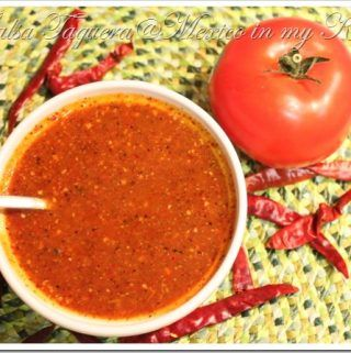 Photo of Taqueria Style Recipe Sauce