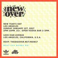 Chase B at The New-Over Los Angeles (01.01.2017) by CHASE B on SoundCloud