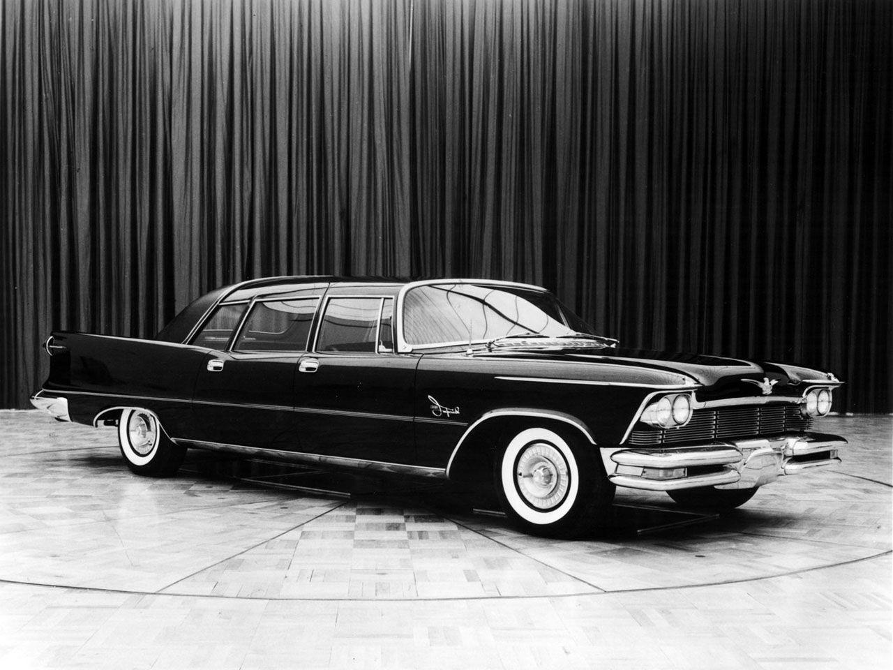 Chrysler imperial ghia limousine limo pinterest limo cars and mopar