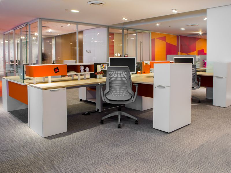 EChoose How You Work At Further, Office Furniture Systems, Mimeo Chair