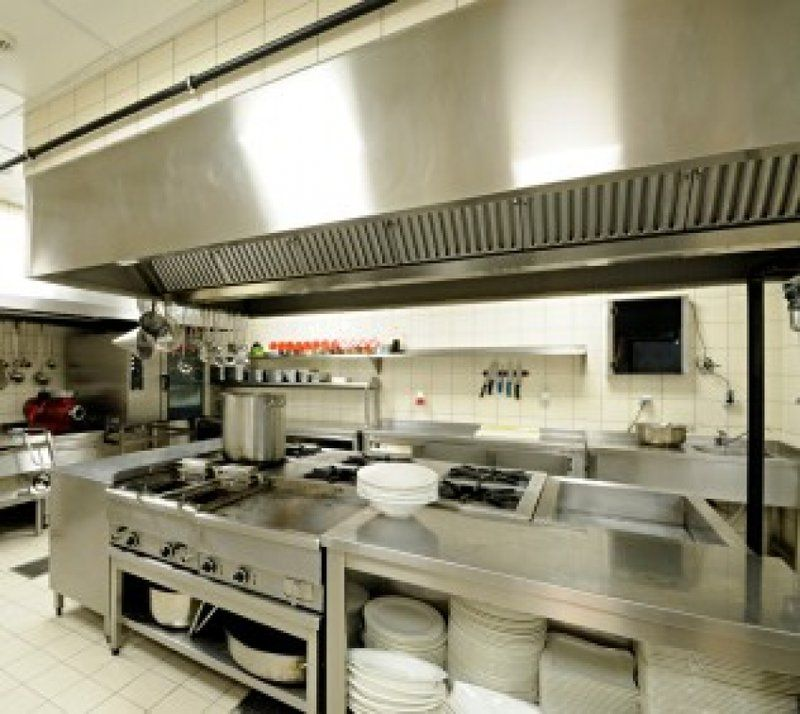 Commercial Kitchen Hood Design Delectable Planning And Ideas On Commercial Kitchenslawrence19Herron Inspiration Design