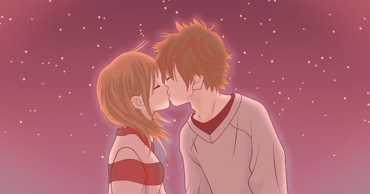 30 Love Full Hd Anime Couple Wallpaper 75 Love Anime Wallpapers On Wallpaperplay Download Anime Couple Wa Couple Animation Cute Kiss Love Couple Wallpaper Cute romance anime wallpaper