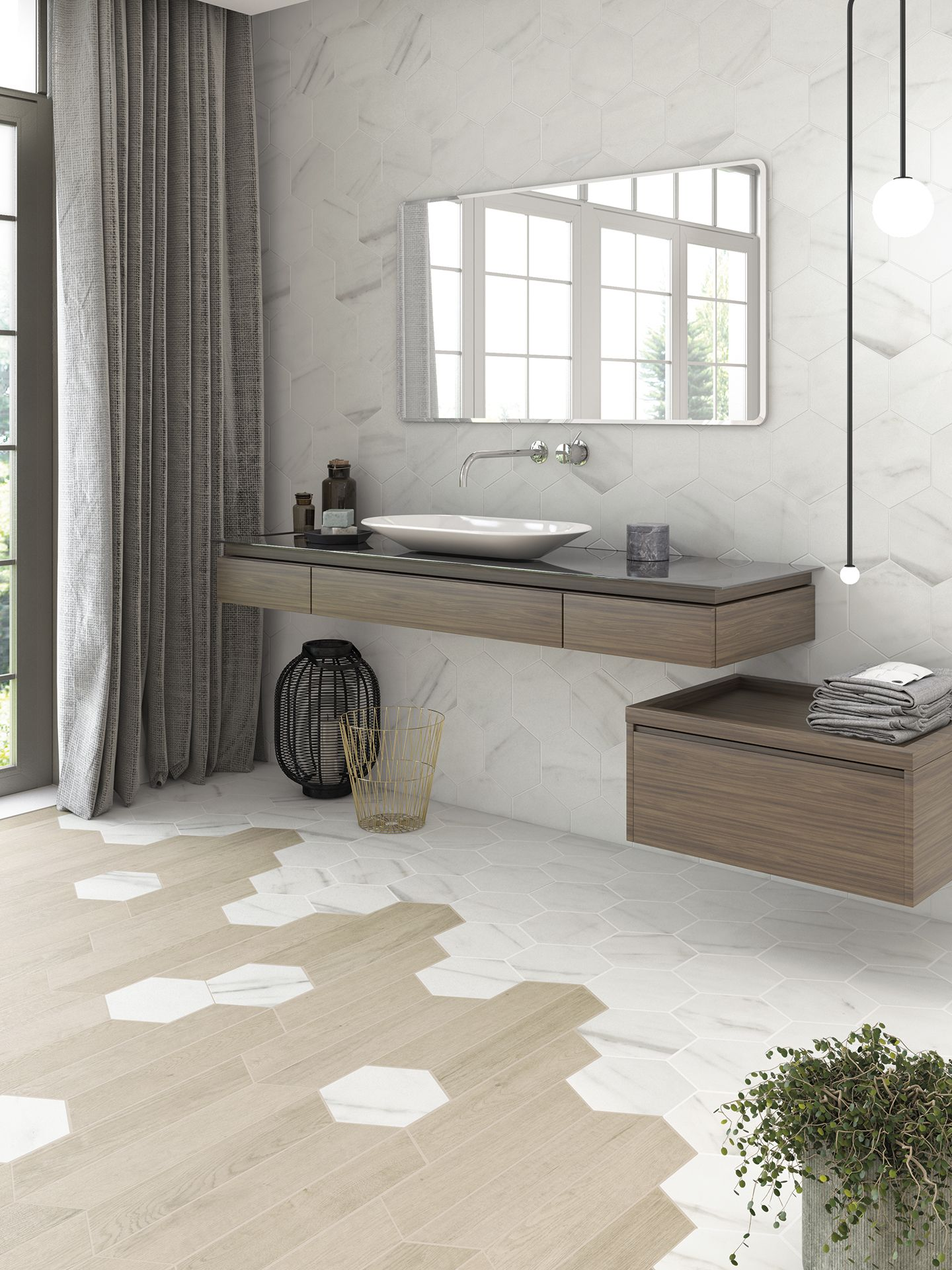 Tips to Create Salle De Bain Carrelage Parquet