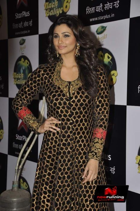 Daisy promote 'Jai Ho' on the sets of Nach Baliye 6