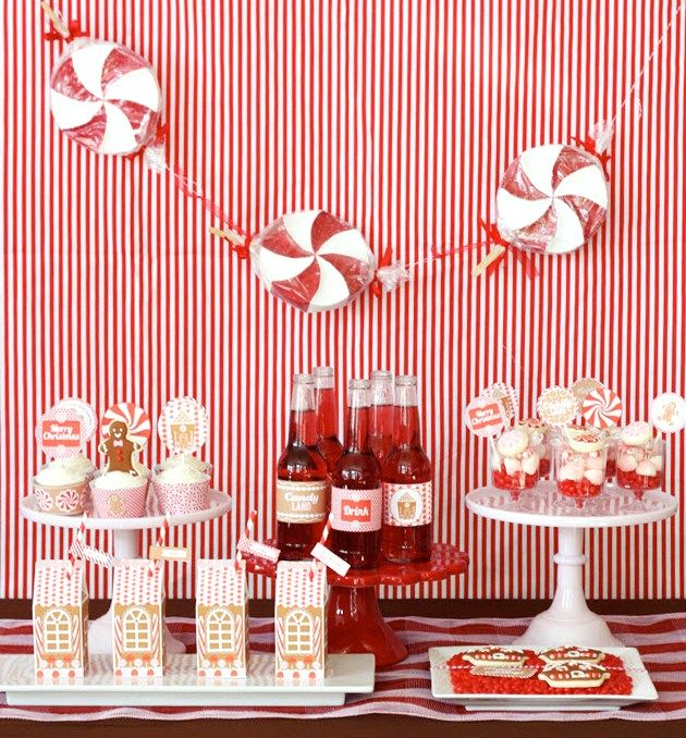 Gingerbread House Decorating Party Guest Feature Celebrations At Home