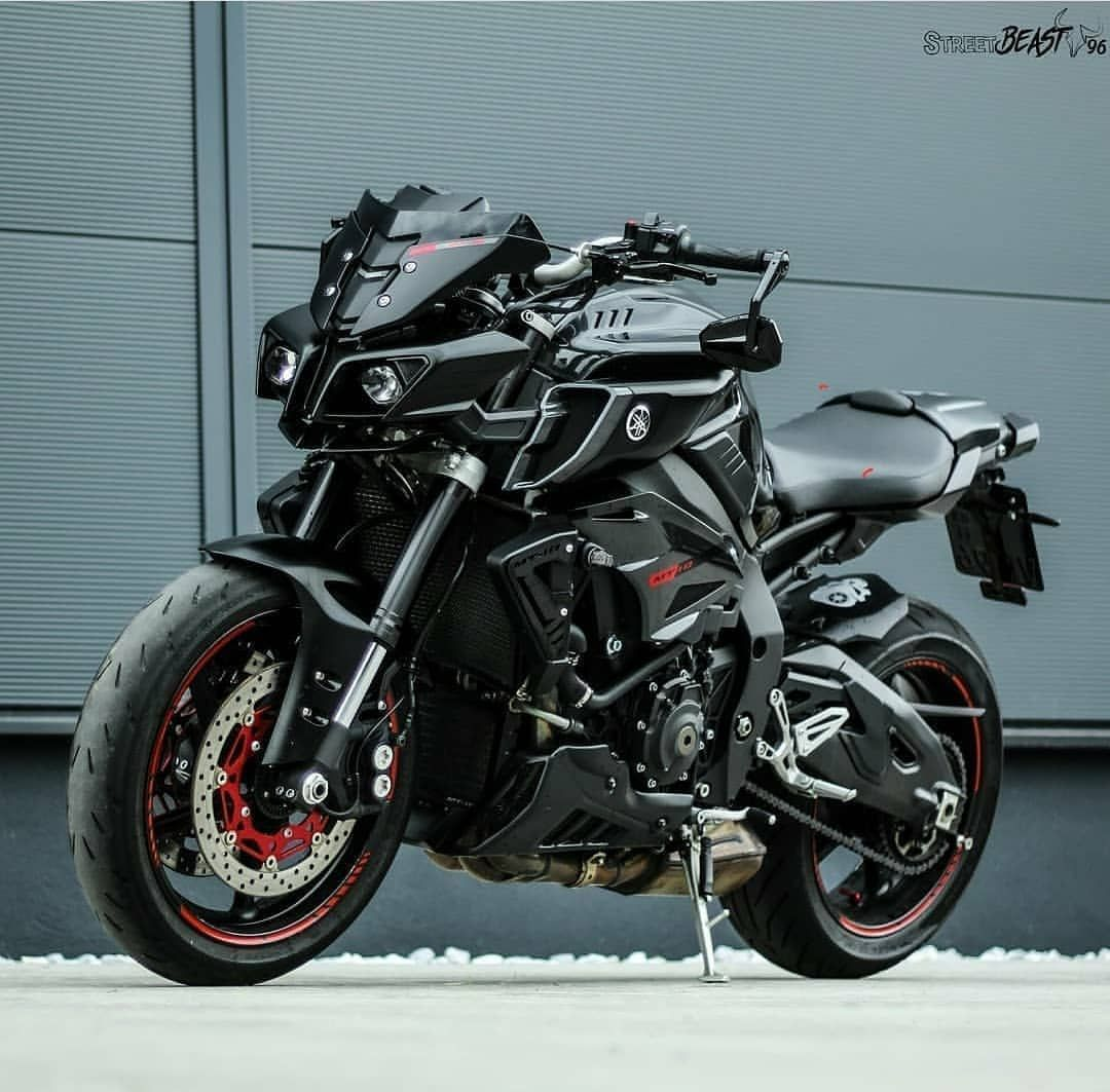 Yamaha Hyper Naked MT-10 @BW Motors Mechelen