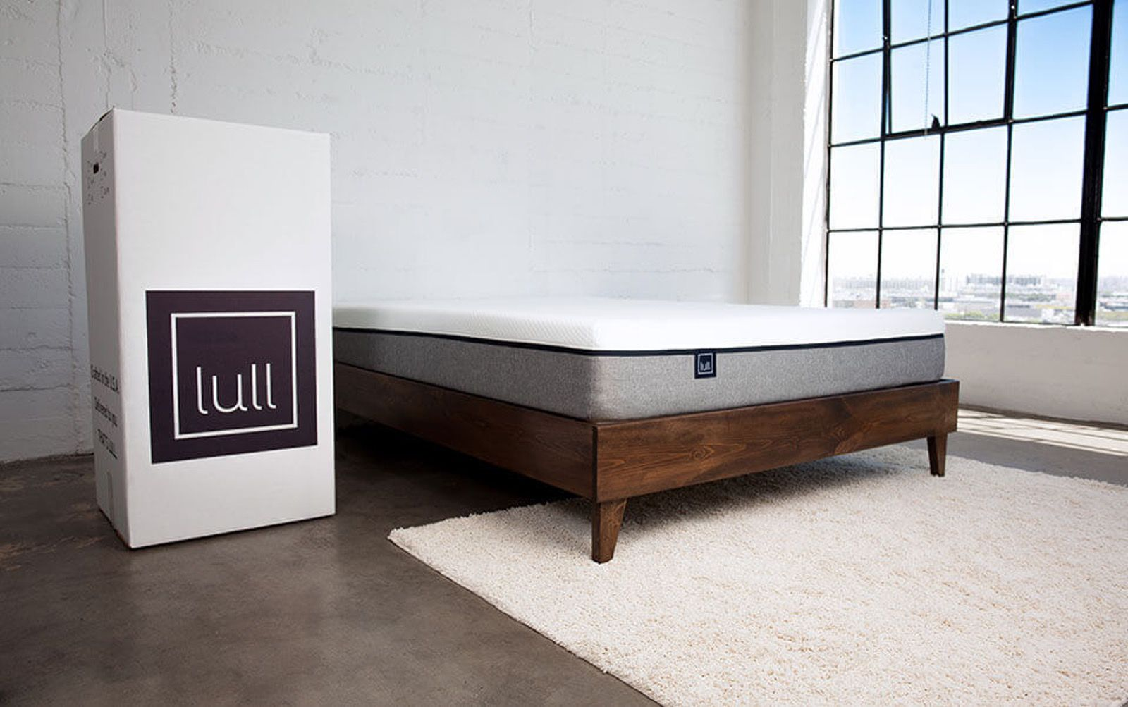 Mattresses To Get For The House Shop The Lull Mattress Three Layers Of Comfort Lull Mattress Comfort Mattress Mattress