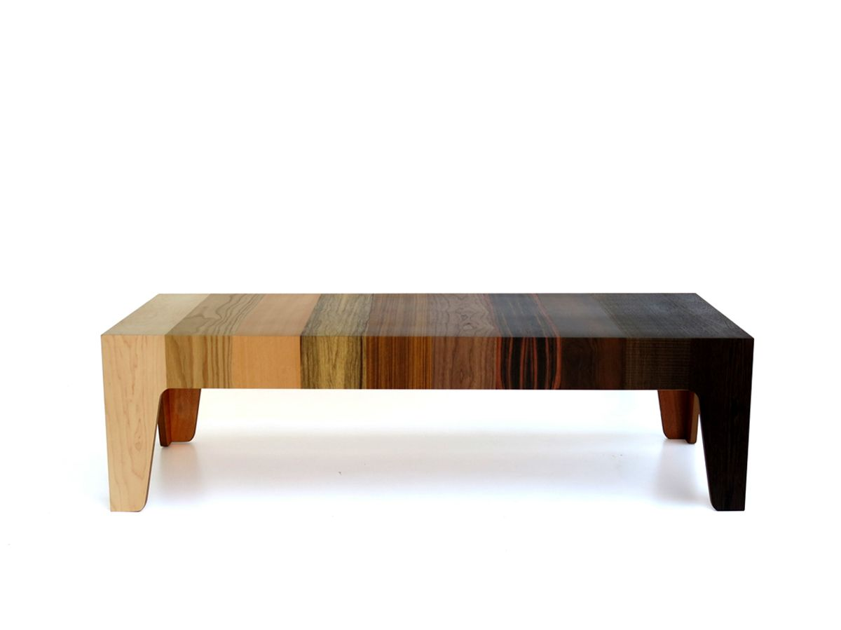 Gradient Coffee Table By Eli Chissick Types Of Coffee Tables Coffee Table Interior Furniture [ 899 x 1200 Pixel ]