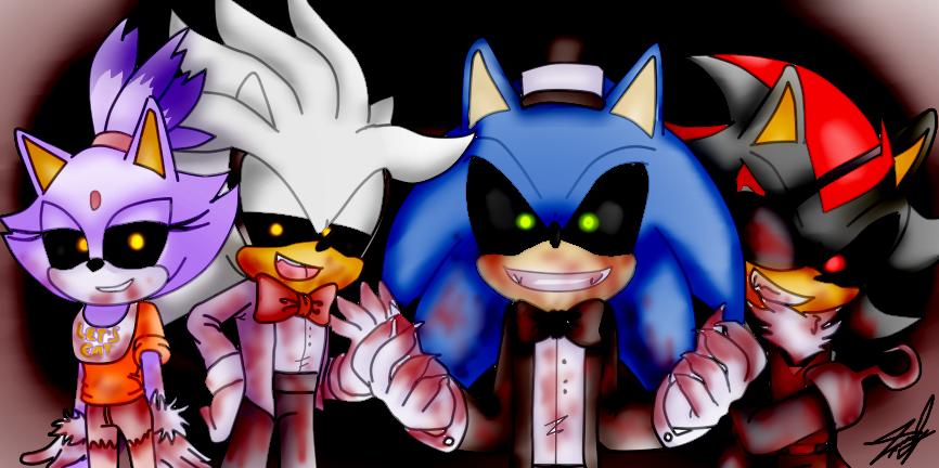Welcome to Sonic's Fazhedgehog Pizza by IdalYaoiSonic1344.deviantart.com on @DeviantArt