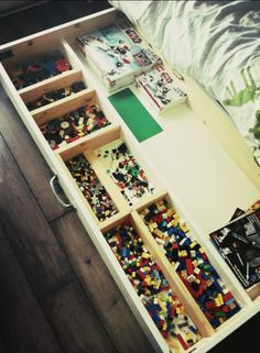 kids room lego storage ideas - Google Search