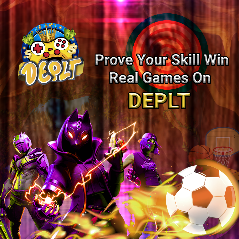 DEPLT is the only app where you can make money by