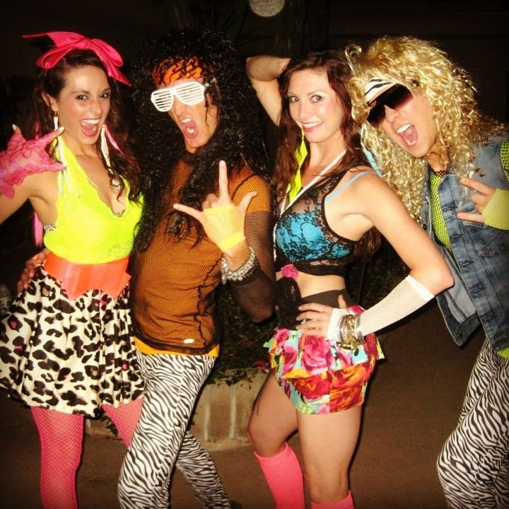 80 S Attire For Cosmic Zumba Weworkout Health And Fitness Pinterest Costumes
