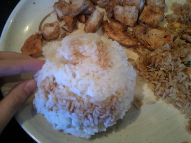 Smiley Rice