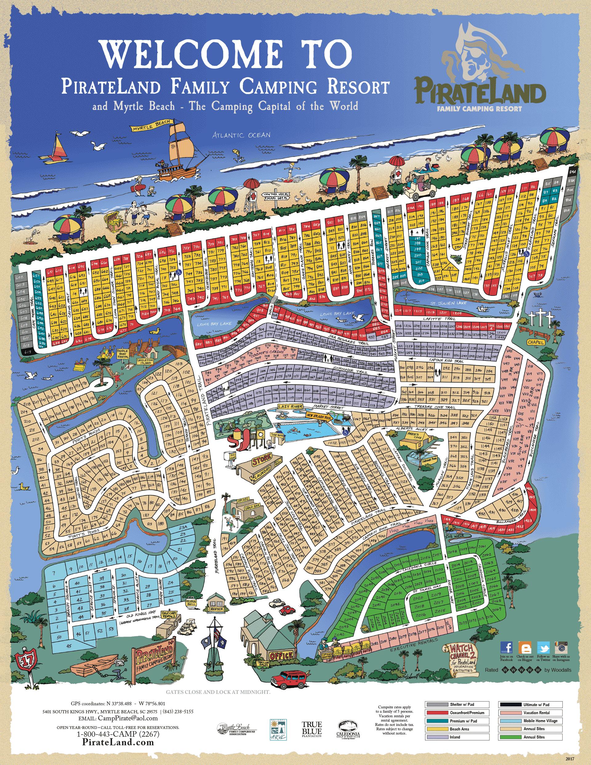 Pirateland Map Png 1 920 2 485 Pixels