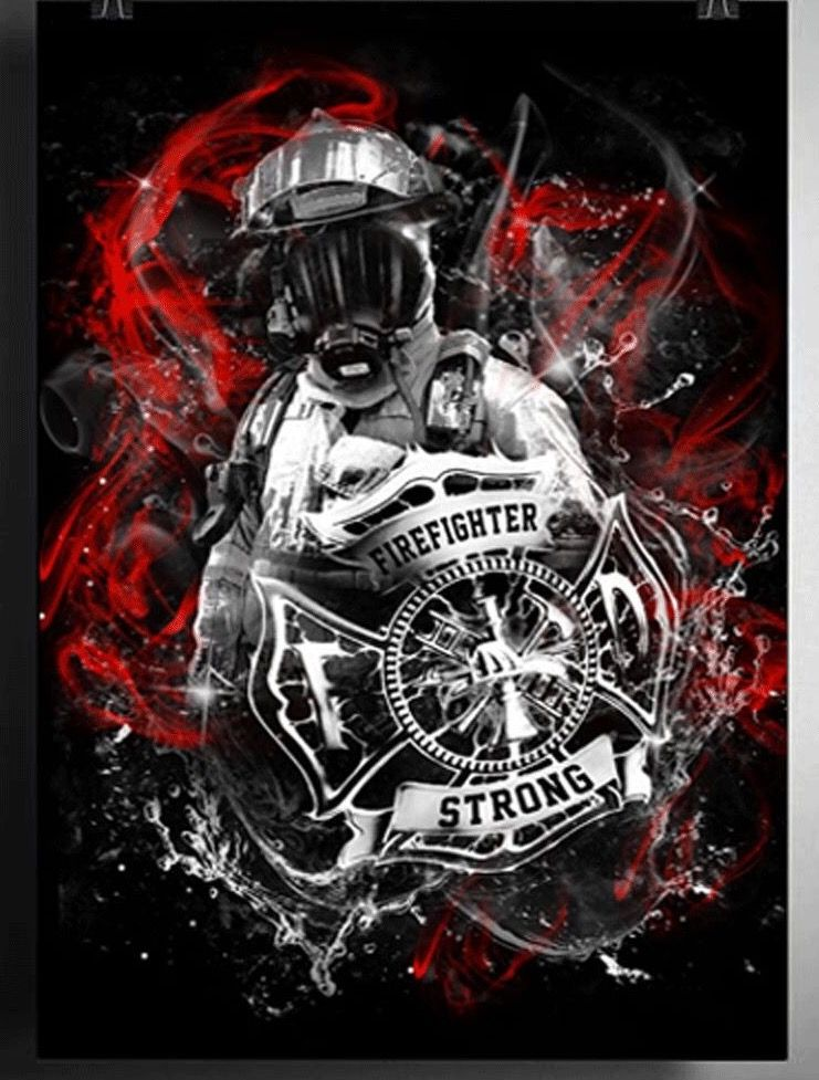 Fire Strong 🔥 Firefighter, Firefighter pictures