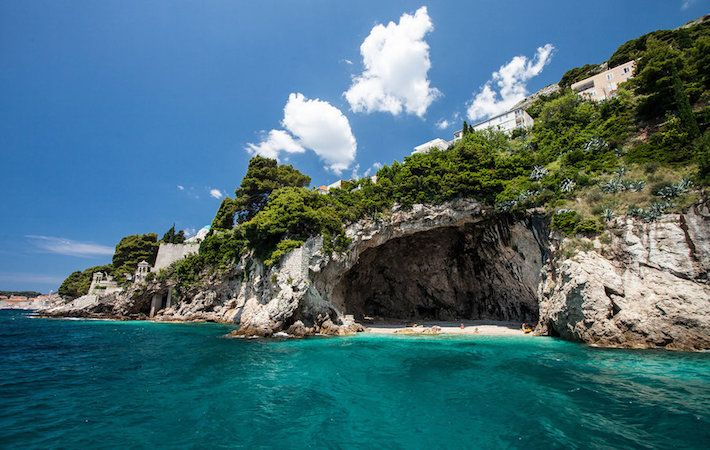 Take a Boat to Dubrovnik's Hidden Betina Cave and Beach Infinite ...