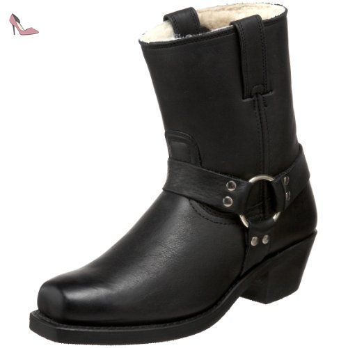 Harness 8R, Boots femme - Marron, 40 EU (7 UK, 9 US)Frye