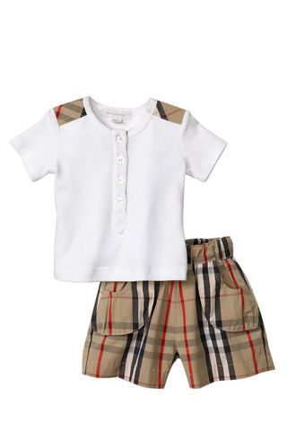Burberry Baby Clothes Designer Baby Kid Clothes