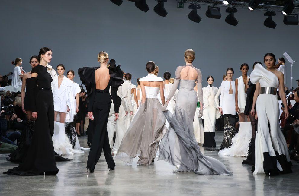 The best of Paris Haute Couture Week Spring/Summer 2013 - hellomagazine.com