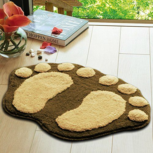 Non-Slip Soft Cute Carpet Bath Bathroom Bedroom Living Room Floor Shower Mat Rug