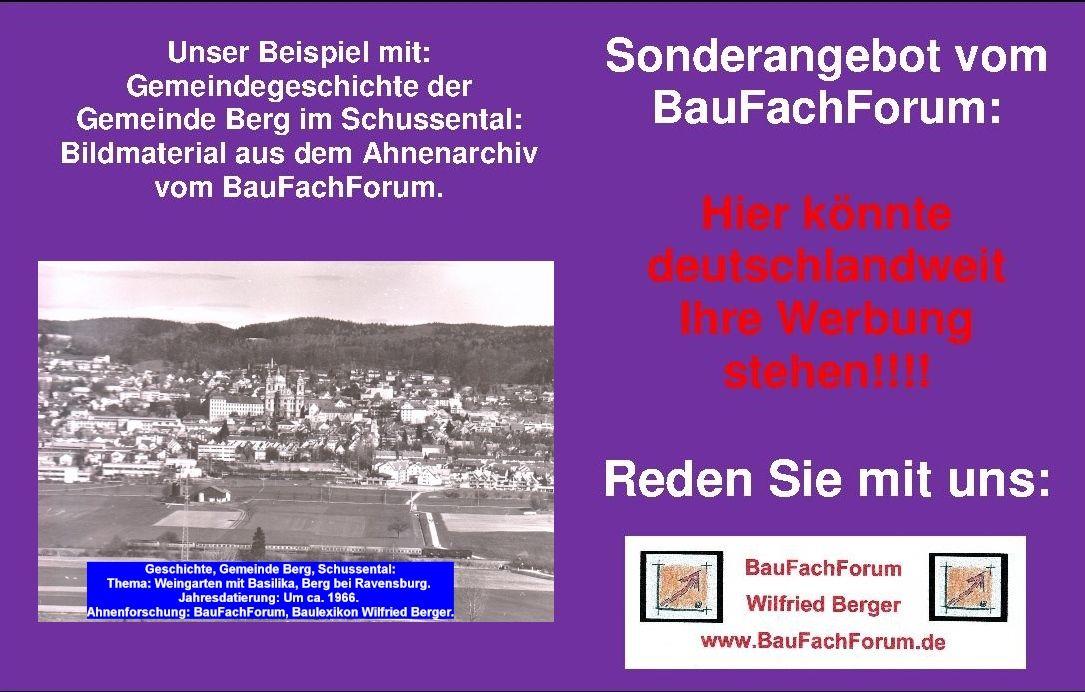 Sonderangebot Geschichte Gemeinde Berg Schussental Peter Und Paul Pfarrer Ziesel Berg Baufachforum Ba Westfalen Rheinland Pfalz Wurttemberg