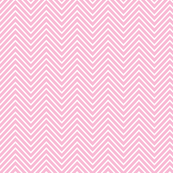 Colorful fabrics digitally printed by Spoonflower - sweet girl - chevron pink and white