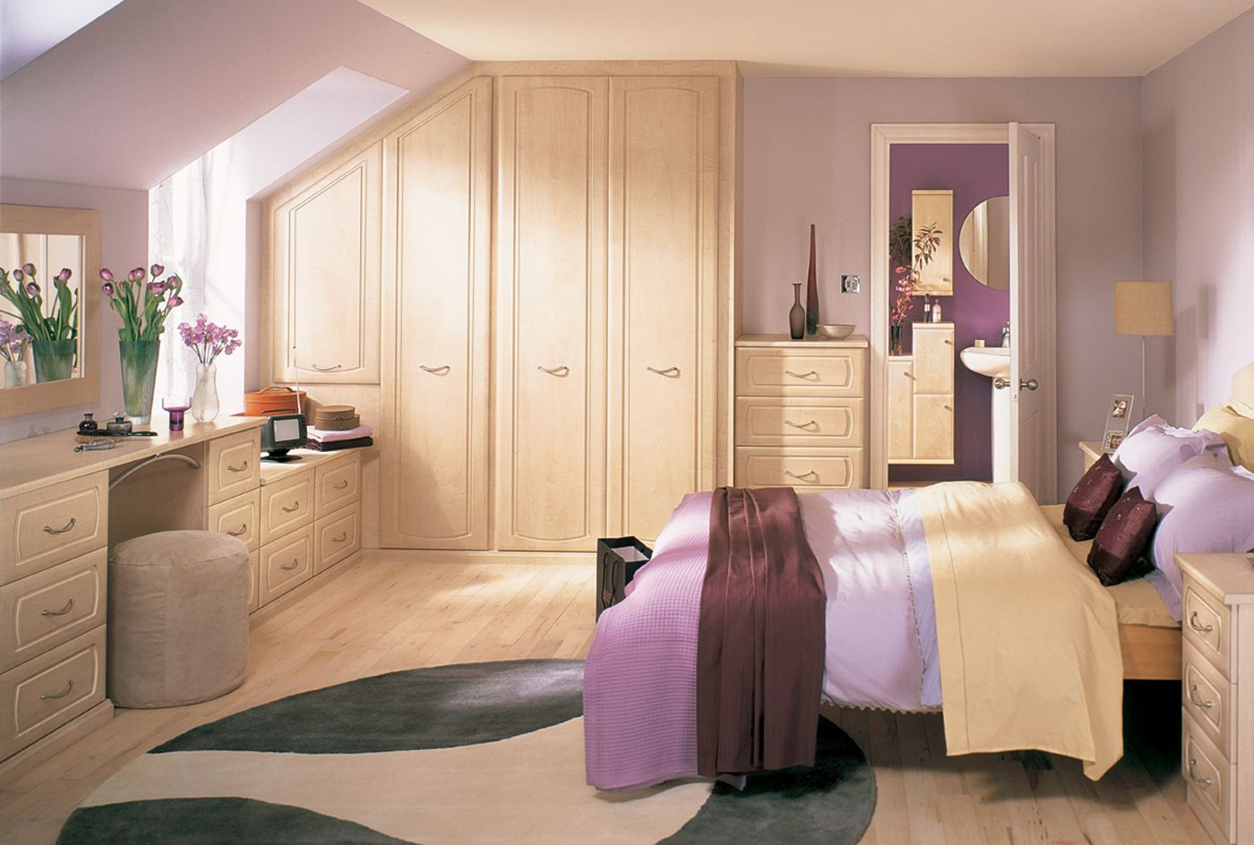Sharps Fitted Bedroom Furniture