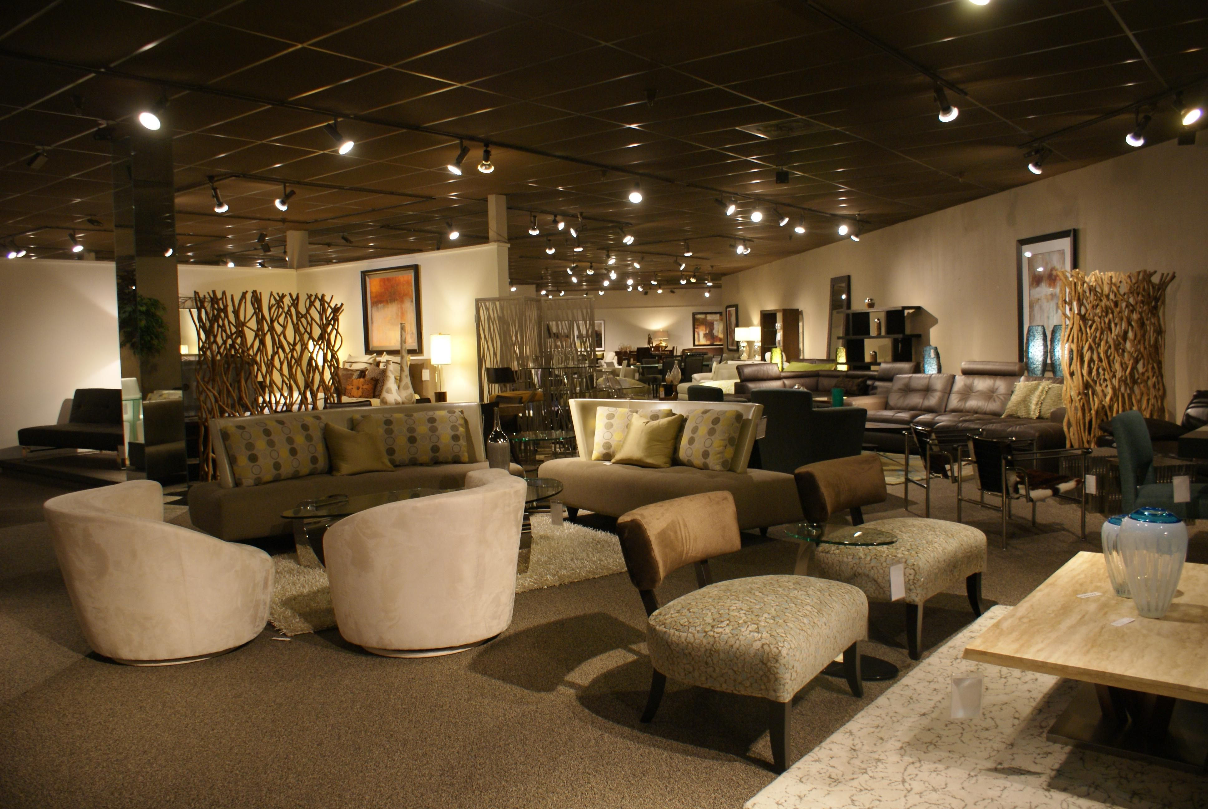 Showroom Furniture Home Design