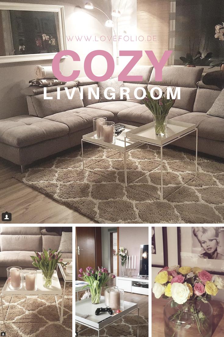 INTERIOR / WOHNEN / HOME / LIVING: Livingroom, Wohnzimmer ...
