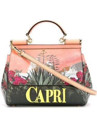 Dolce & Gabbana Capriカプリバッグ関税負担なし