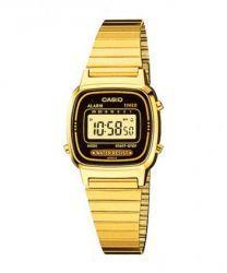 978ba47665f Relógio Feminino Casio Digital Vintage LA670WGA-1DF