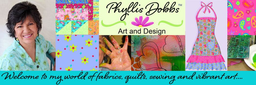 Free Patterns for Aprons and Quilts - Phyllis Dobbs Blog