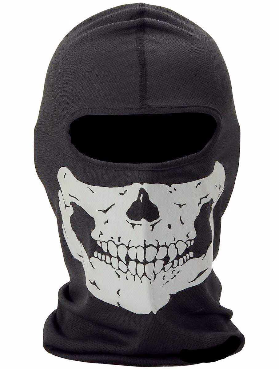 Skull Mask Balaclava Face Mask Winter Skull Face Mask Motorcycle Mask Neck Warmer Goods Of Every Description Are Available Men's Skullies & Beanies