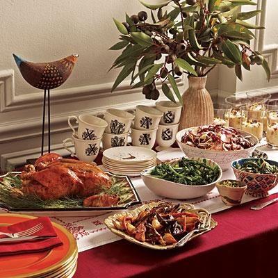 45 Healthy Christmas Menu Recipes
