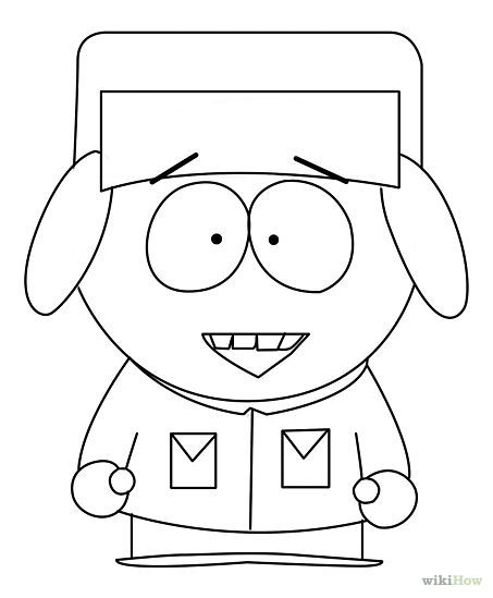 453px Final Bw Step 12g 453549 South Park Pinterest