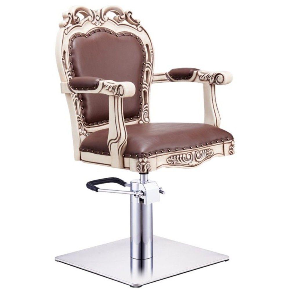 Dir Styling Chair Georgia 1666 Salon Styling Chairs Chair Style Hair Salon Chairs