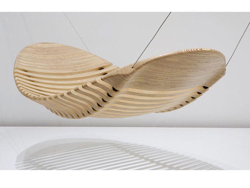 Adam Cornish S Wood Hammock Wins Herman Miller Design Competition