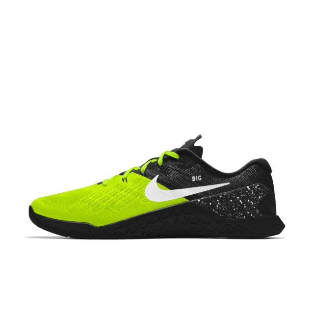 Olla de crack virtud piso  Nike Metcon 3 iD Men's Training Shoe | Sport shoes men, Running shoes for  men, Mens training shoes